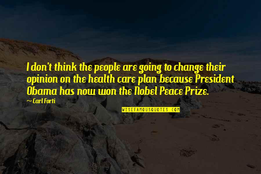 Addictions Recovery Quotes By Carl Forti: I don't think the people are going to