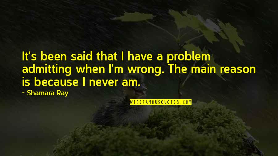 Admitting You Are Wrong Quotes Top 8 Famous Quotes About Admitting