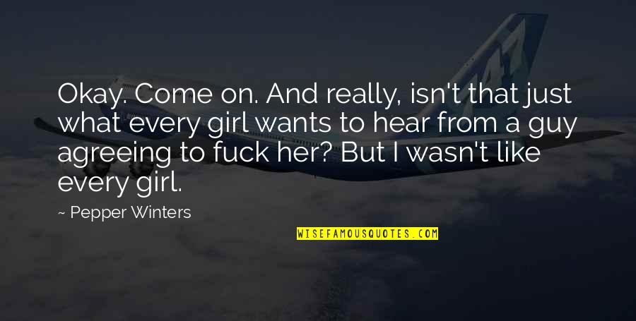 All A Girl Wants From A Guy Quotes: top 16 famous quotes ...