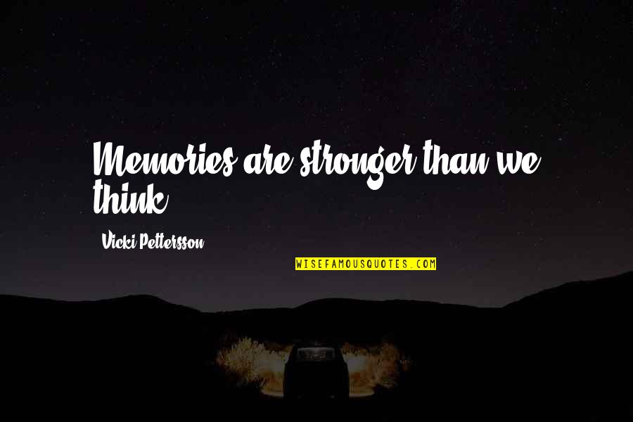 Am Stronger Than You Think Quotes Top 32 Famous Quotes About Am