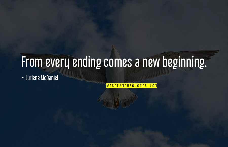 An Ending And New Beginning Quotes Top 20 Famous Quotes About An