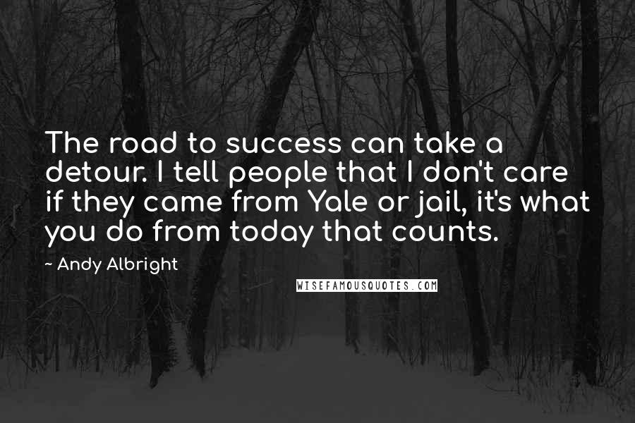 Quotes For People In Jail | Andy Albright Quotes Wise Famous Quotes Sayings And Quotations By