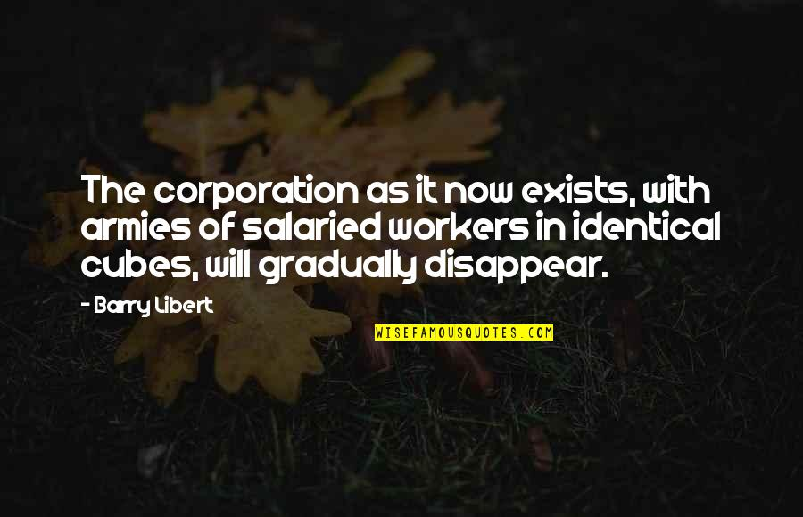 Apple Stock Quotes By Barry Libert: The corporation as it now exists, with armies