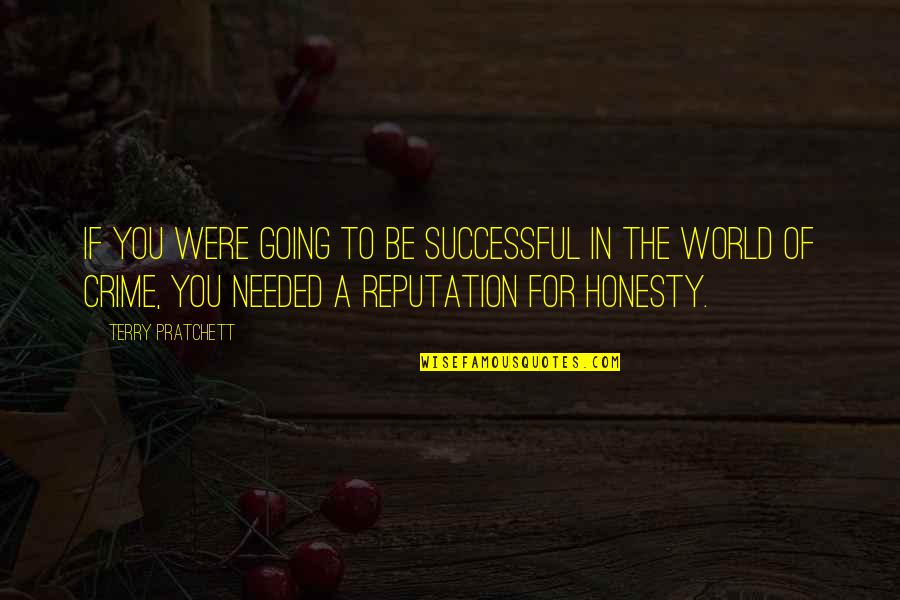 Archer Vice Southbound And Down Quotes By Terry Pratchett: If you were going to be successful in