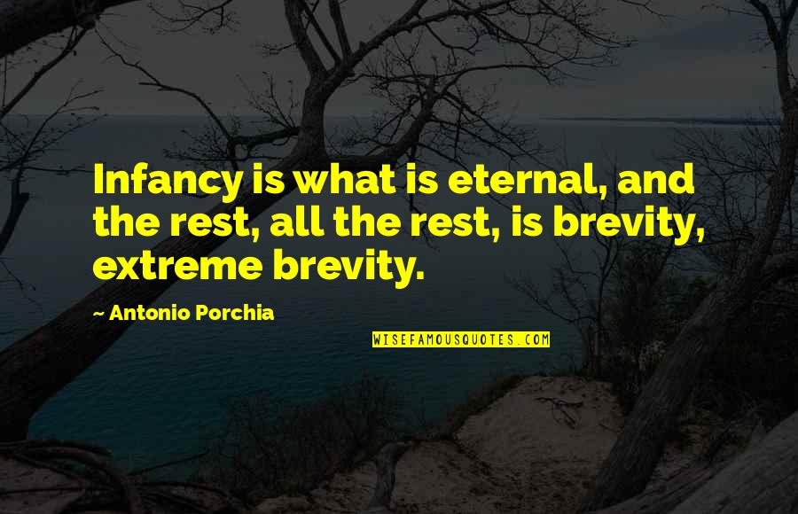 Aviva Income Protection Quotes By Antonio Porchia: Infancy is what is eternal, and the rest,