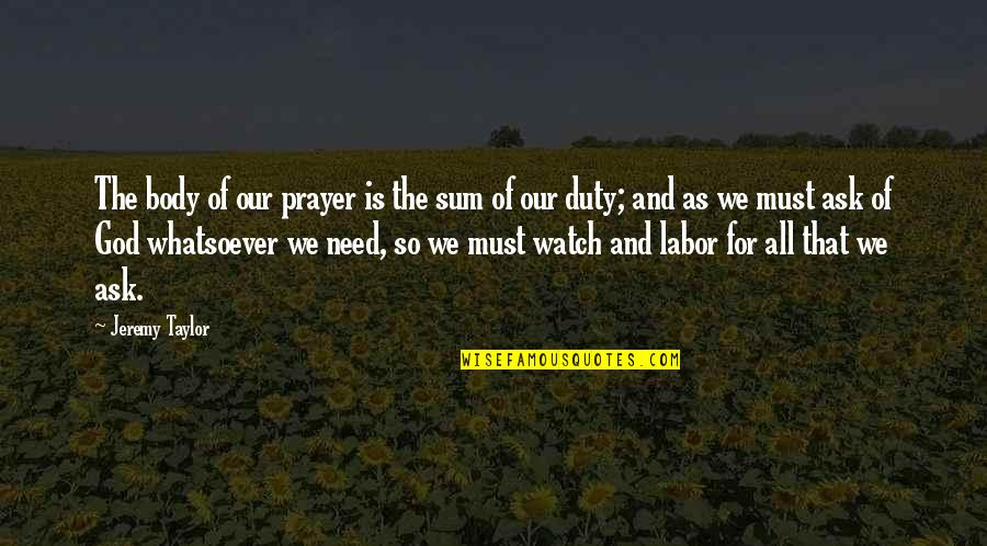 bangla new year quotes by jeremy taylor the body of our prayer is the sum