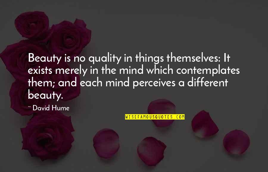 Bash Command Without Quotes By David Hume: Beauty is no quality in things themselves: It