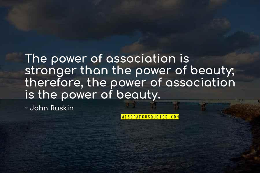 Bash Script Add Quotes By John Ruskin: The power of association is stronger than the