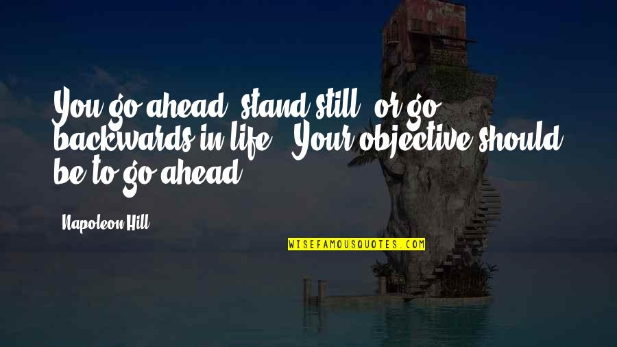 Bash Script Add Quotes By Napoleon Hill: You go ahead, stand still, or go backwards