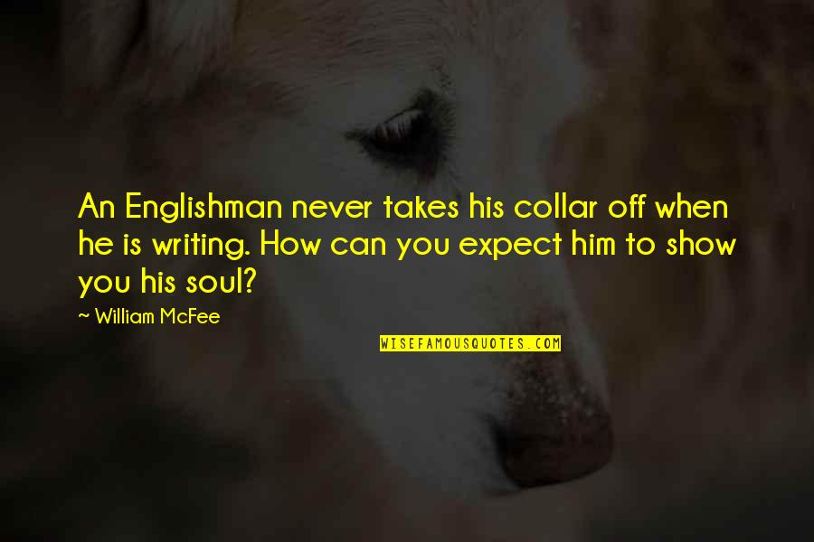Bash Script Preserve Quotes By William McFee: An Englishman never takes his collar off when
