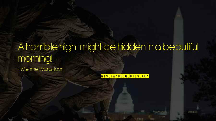 Batman Arkham Origins Death Quotes By Mehmet Murat Ildan: A horrible night might be hidden in a