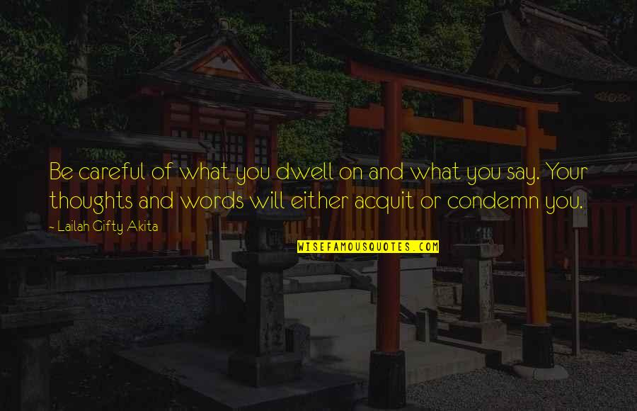 Be Careful With The Words You Say Quotes Top 20 Famous Quotes About
