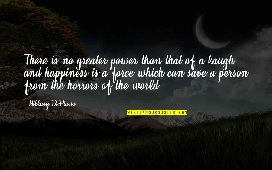 Being A Daughter Of God Lds Quotes By Hillary DePiano: There is no greater power than that of