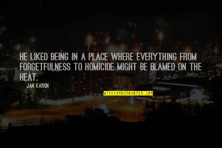 Being Blamed For Everything Quotes Top 9 Famous Quotes About Being Blamed For Everything