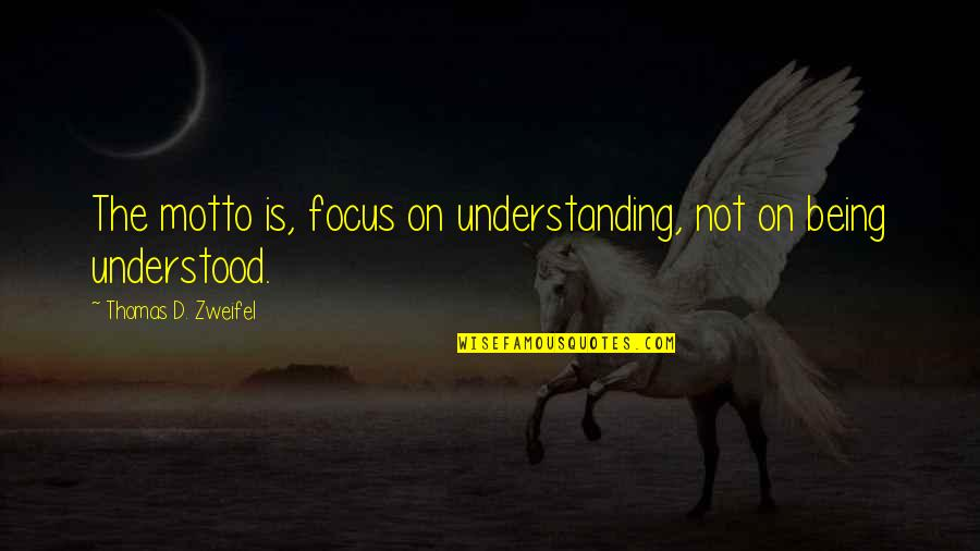 Being Understood Quotes Top 58 Famous Quotes About Being Understood