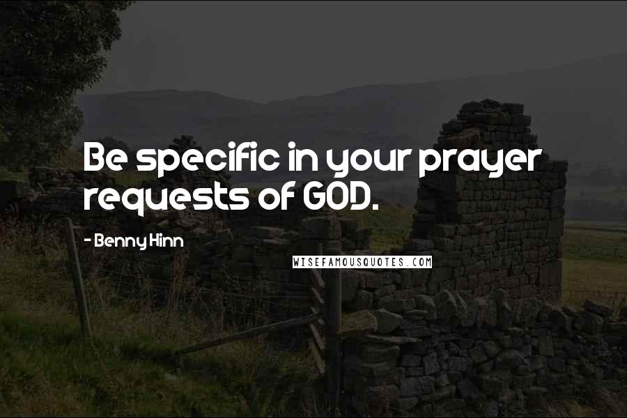Benny Hinn quotes: wise famous quotes, sayings and quotations by