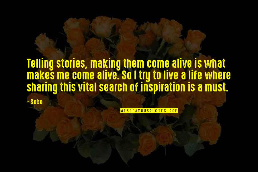 Best Eid Wishes And Quotes By Soko: Telling stories, making them come alive is what