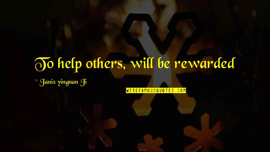 Best Star Wars Droid Quotes By Janis Yingnan Ji: To help others, will be rewarded