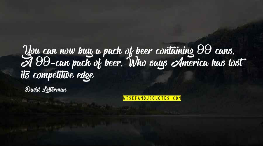 Bigcharts Stock Quotes By David Letterman: You can now buy a pack of beer