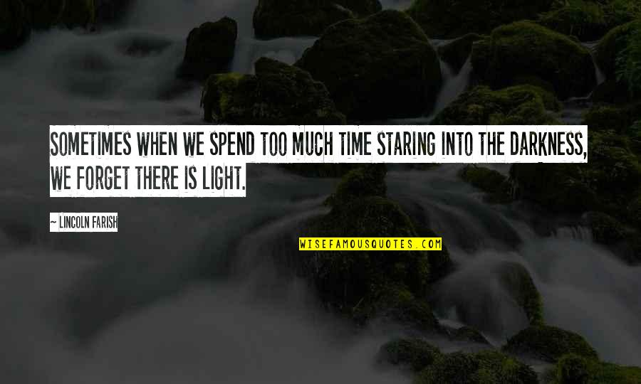 Bran Nue Dae Father Benedictus Quotes By Lincoln Farish: Sometimes when we spend too much time staring
