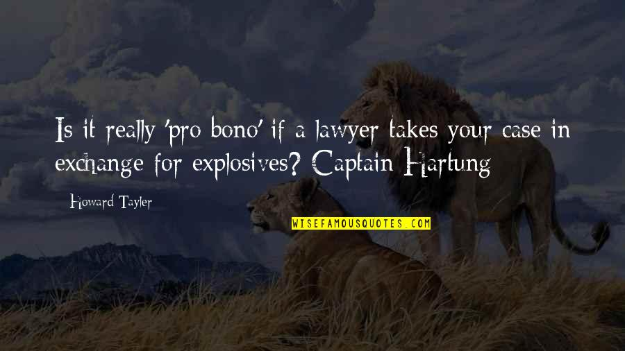 Bus Tickets Quotes By Howard Tayler: Is it really 'pro bono' if a lawyer