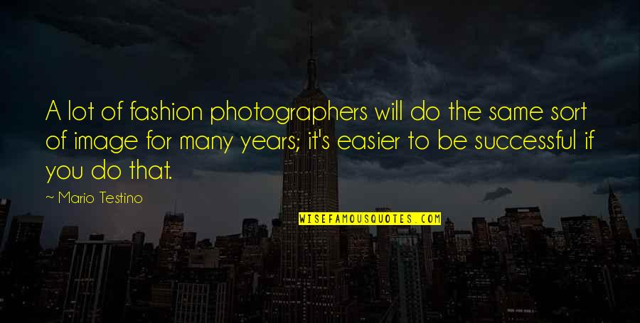 Californication 7x01 Quotes By Mario Testino: A lot of fashion photographers will do the