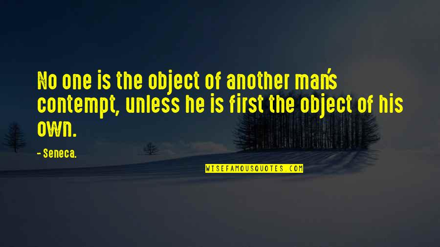 Car Hire Cape Town Quotes By Seneca.: No one is the object of another man's