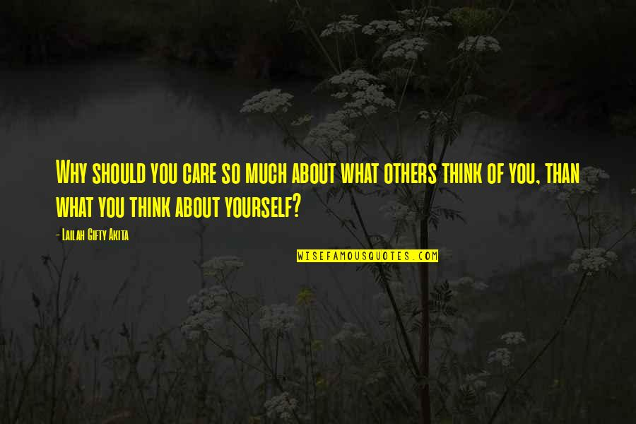 Caring About Others More Than Yourself Quotes Top 9 Famous Quotes