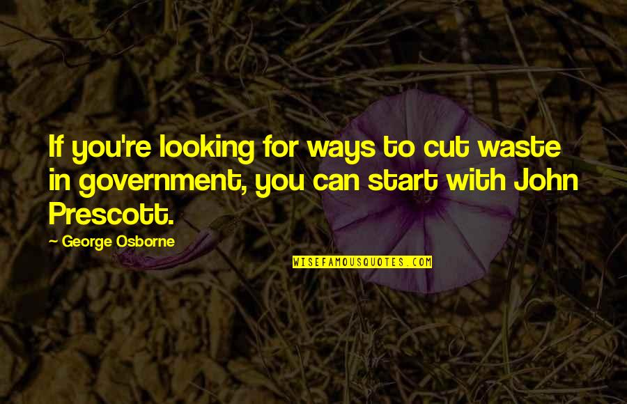 Castlevania Death Quotes By George Osborne: If you're looking for ways to cut waste