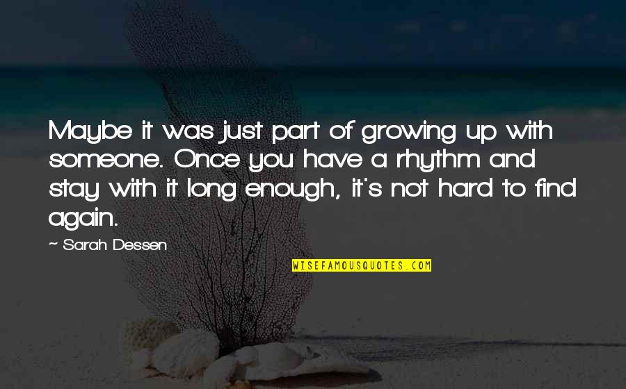 Cheating And Winning Quotes By Sarah Dessen: Maybe it was just part of growing up