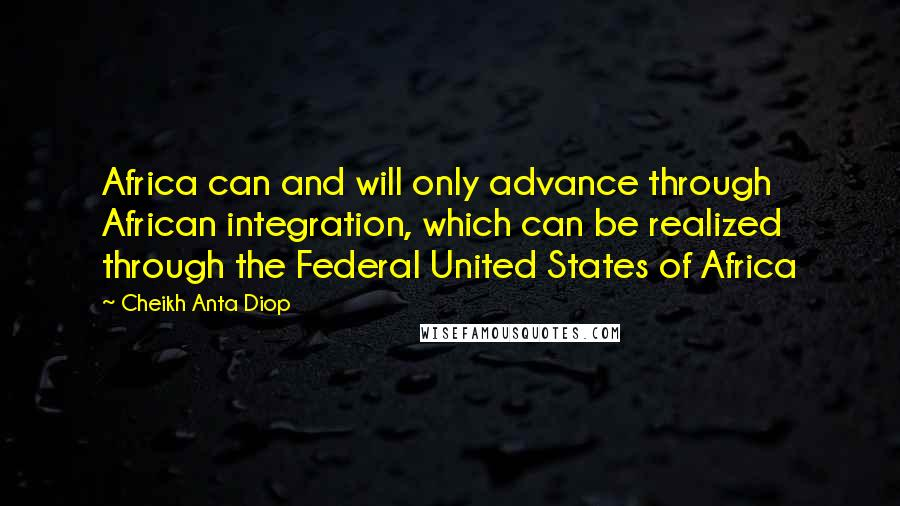 Cheikh Anta Diop Quotes Wise Famous Quotes Sayings And Quotations