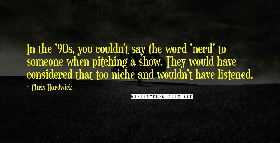 Chris Hardwick quotes: wise famous quotes, sayings and ...