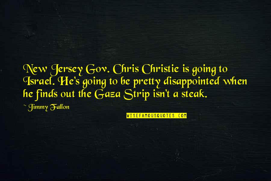 Christie's Quotes By Jimmy Fallon: New Jersey Gov. Chris Christie is going to