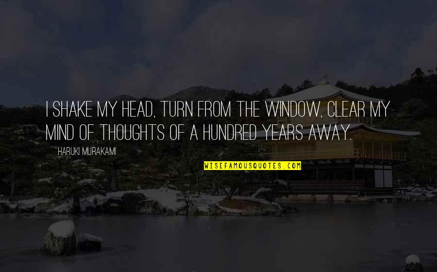 Clear Head Quotes Top 52 Famous Quotes About Clear Head