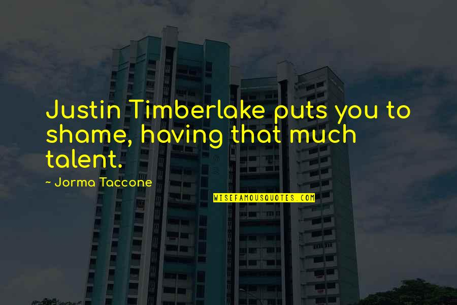 Compare Van Rental Quotes By Jorma Taccone: Justin Timberlake puts you to shame, having that
