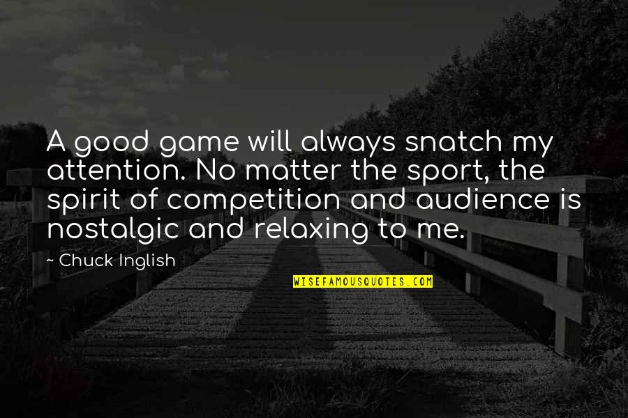 Quotes About Competition In Sports. Famous Quotes On Life ...