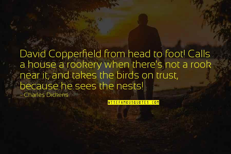 Quotes charles dickens david copperfield