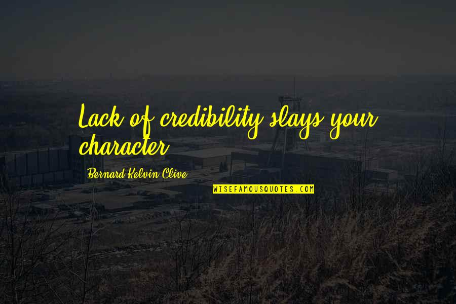 Credibility Quotes: top 100 famous quotes about Credibility