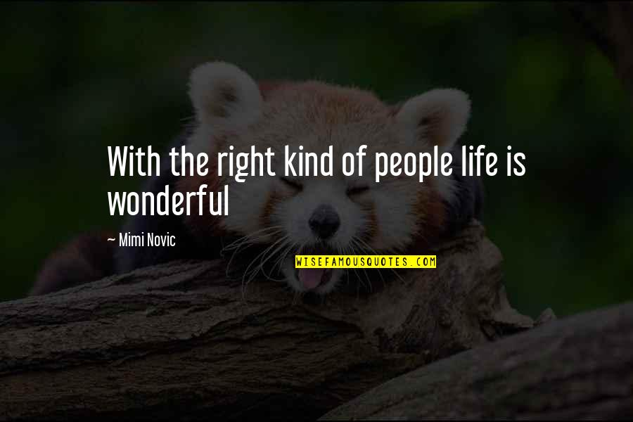 Crossfit Coach Glassman Quotes By Mimi Novic: With the right kind of people life is