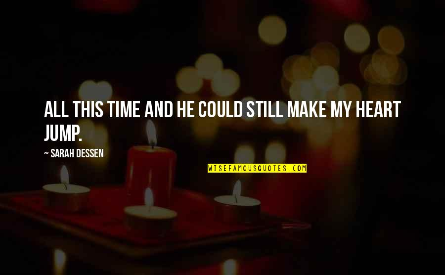 Csvreader Strict Quotes By Sarah Dessen: All this time and he could still make