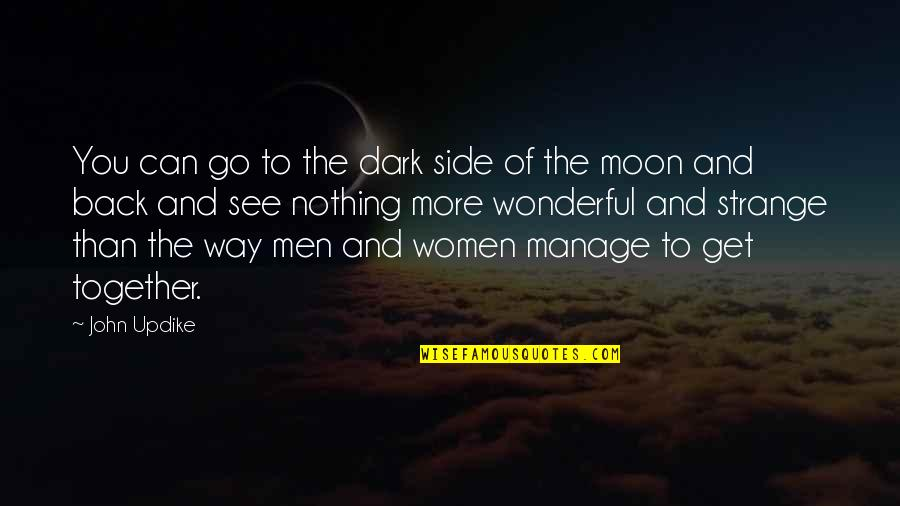 Dark Moon Quotes Top 86 Famous Quotes About Dark Moon