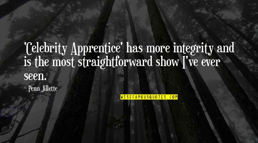 Dave Coulier Quotes By Penn Jillette: 'Celebrity Apprentice' has more integrity and is the