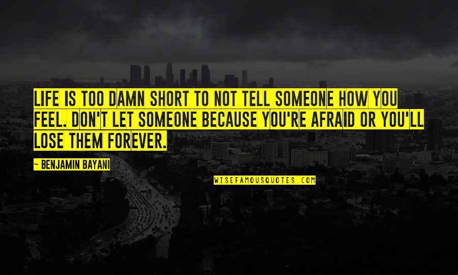 Someone you when quotes lose you love 10 Quotes