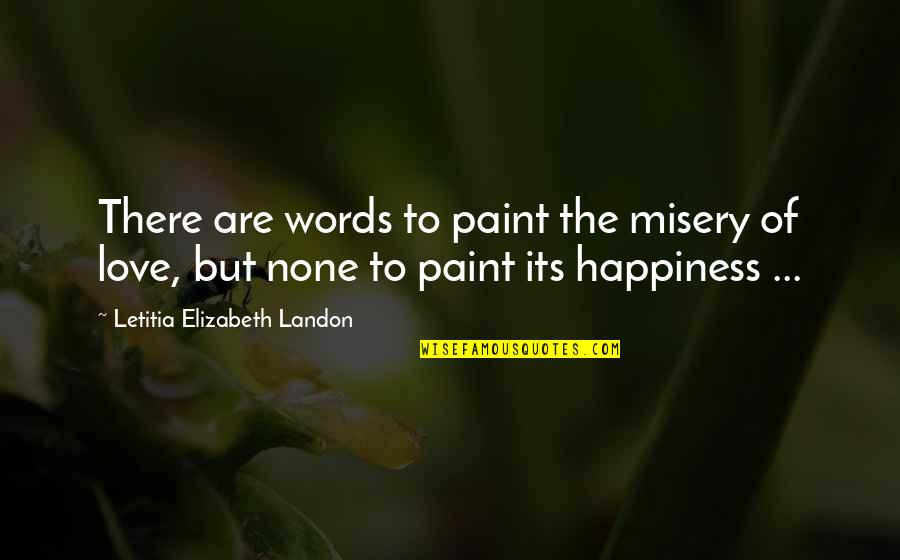 Dos Bat Escape Double Quotes By Letitia Elizabeth Landon: There are words to paint the misery of