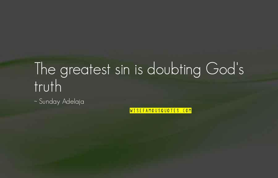 Doubting Quotes Top 100 Famous Quotes About Doubting