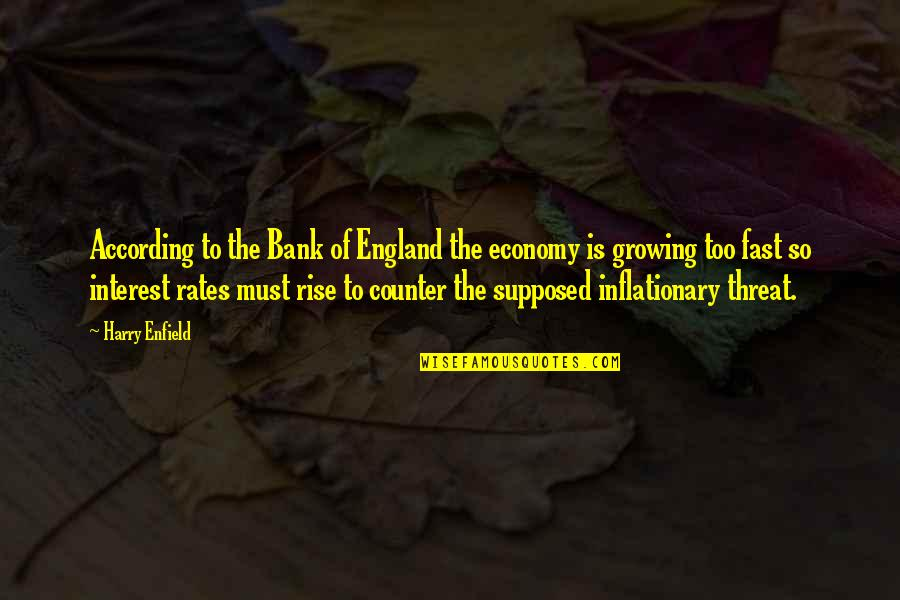 Dragon Ball Z Raging Blast 2 Character Quotes By Harry Enfield: According to the Bank of England the economy