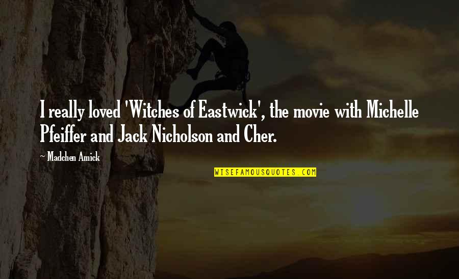 Eastwick Witches Quotes Top 1 Famous Quotes About Eastwick Witches