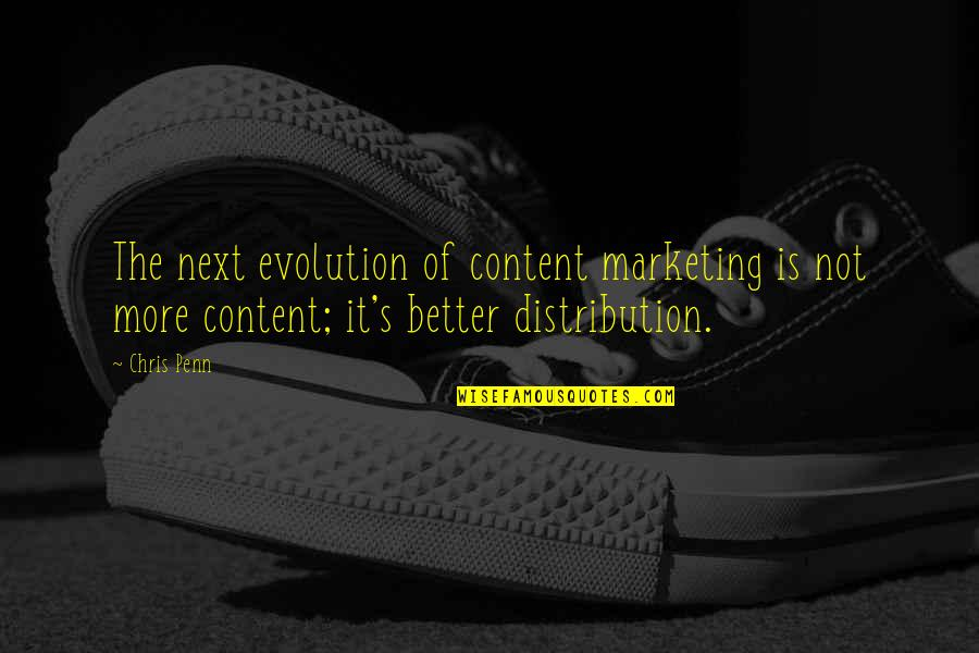Elemented Quotes By Chris Penn: The next evolution of content marketing is not