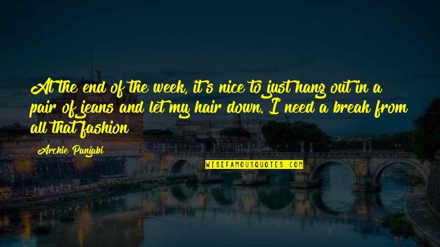 End Of The Week Quotes Top 33 Famous Quotes About End Of The Week