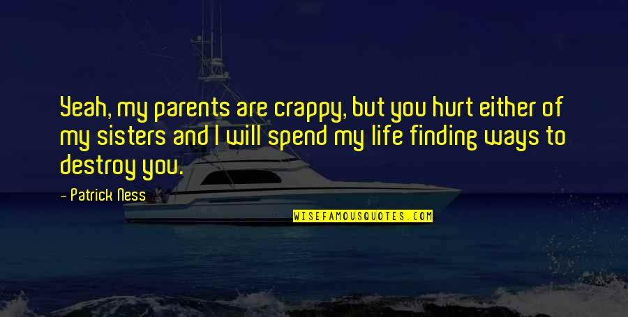 Family Can Destroy You Quotes Ssmatters